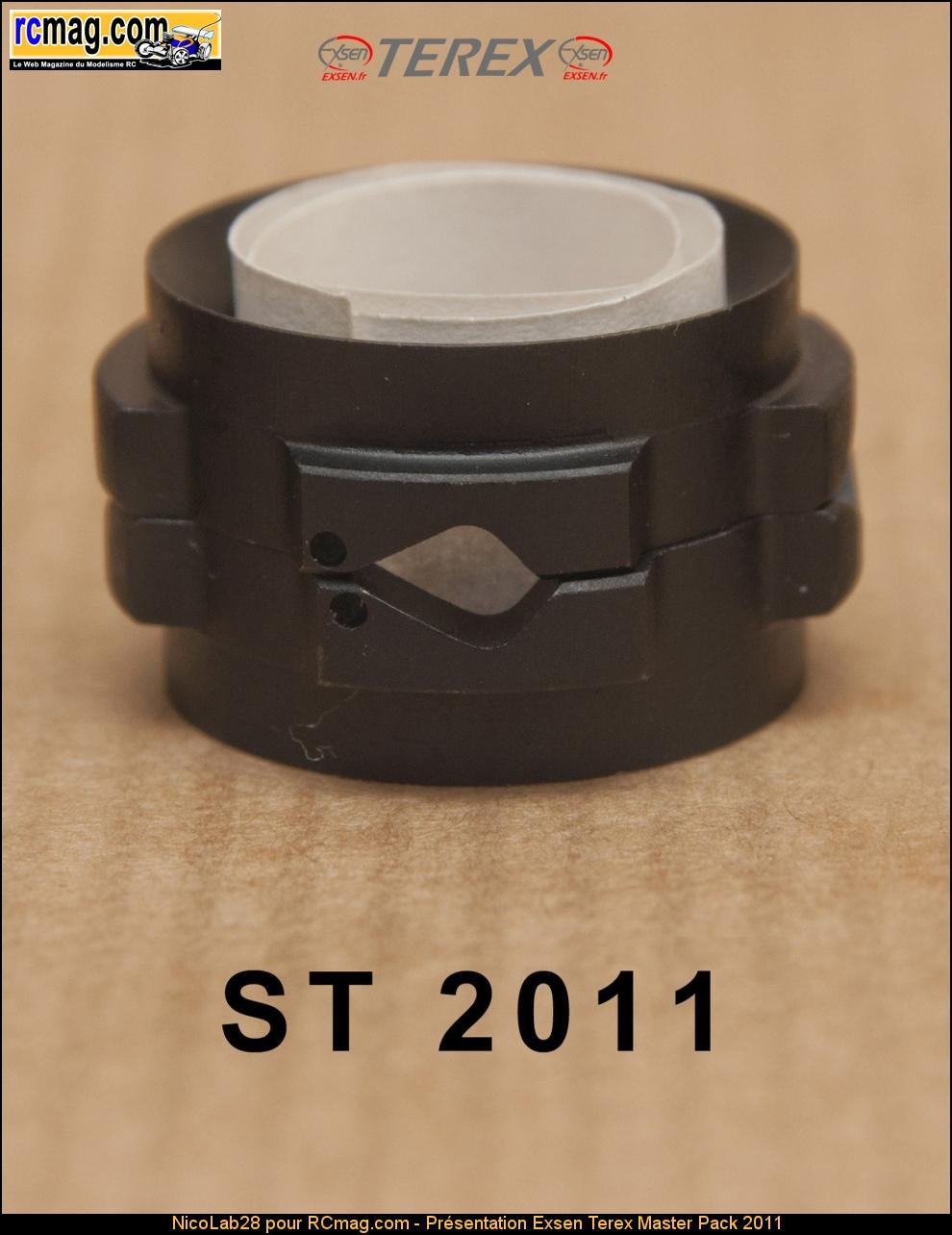 pr u00e9sentation exsen terex master pack 2011