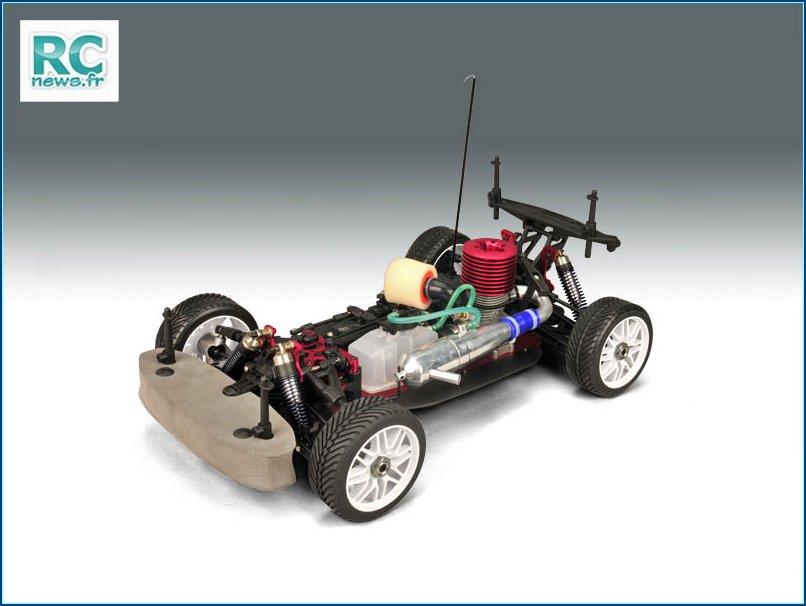 Les châssis GT8. Mini-Rally-2